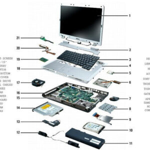 USED LAPTOP PARTS